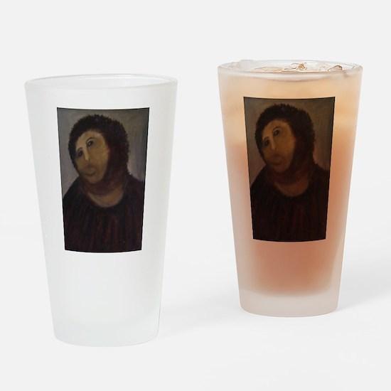 Ecce Homo Drinking Glass
