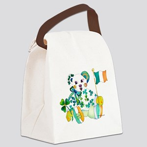 StPat Canvas Lunch Bag