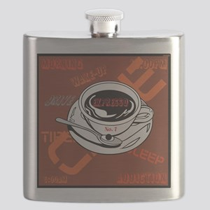 OYOOS Coffee Cup design Flask