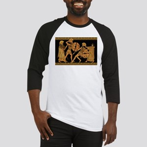 Achilles Slaying Hector Baseball Jersey