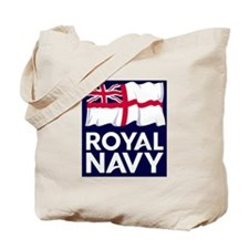 Royal Navy Tote Bag