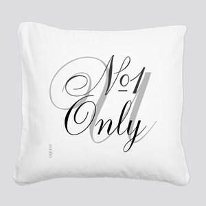 OYOOS No1 Only design Square Canvas Pillow