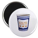 NYC Coffee Magnet