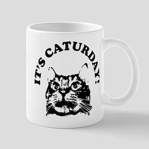 It's Caturday! Mug