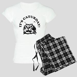 It's Caturday! Women's Light Pajamas