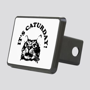 It's Caturday! Rectangular Hitch Cover