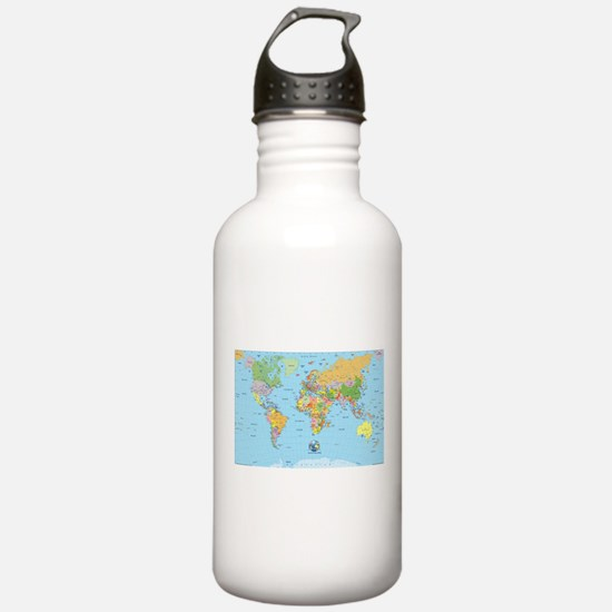 the small world Water Bottle