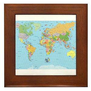World map wall art cafepress gumiabroncs Images
