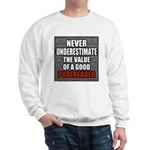 Poofreader Sweatshirt