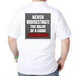 Poofreader Golf Shirt