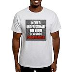 Poofreader Light T-Shirt