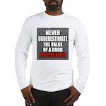 Poofreader Long Sleeve T-Shirt