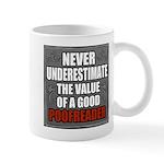 Poofreader Mug