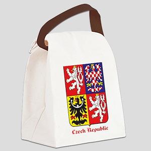 Czech Republic Canvas Lunch Bag