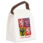 Czech Republic Canvas Lunch Bag