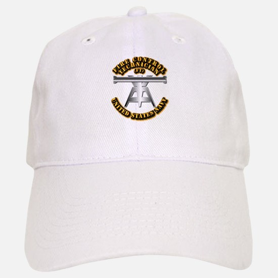 Navy - Rate - FT Baseball Baseball Cap