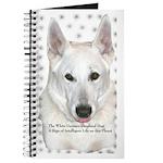 White German Shepherd Dog - A Journal