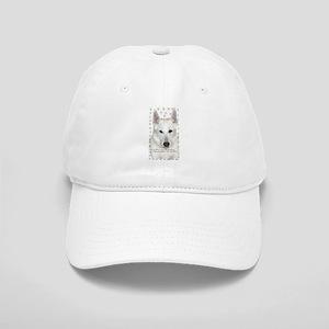 White German Shepherd Dog - A Cap
