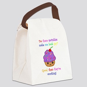 Gay Sprinkles Canvas Lunch Bag