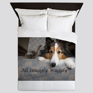 All Snuggly Wuggly Queen Duvet