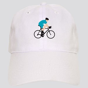evolution bicycle racer Cap