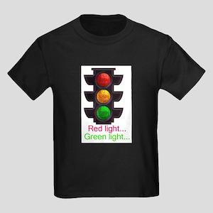 Red light, green light Kids T-Shirt T-Shirt