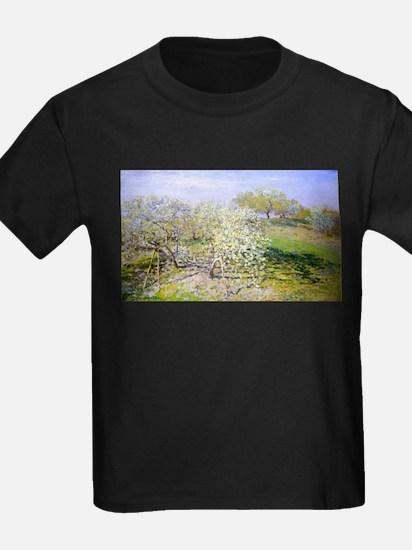 Claude Monet Apple Trees T