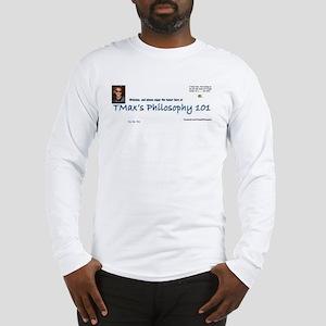 You like this TMax logo Long Sleeve T-Shirt