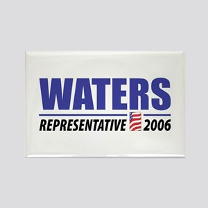 Waters 2006 Rectangle Magnet