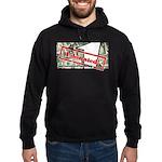 Men's Hooded Sweatshirt (dark) 4