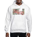 Men's Hooded Sweatshirt (lite) 4