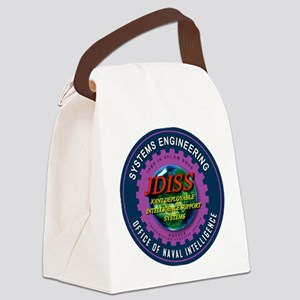 JDISS Systems Engineering Canvas Lunch Bag