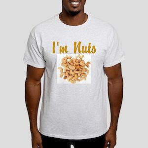 I LOVE NUTS Light T-Shirt