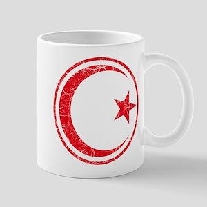 Tunisia Roundel Mug