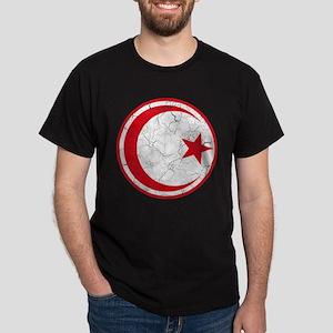 Tunisia Roundel Dark T-Shirt