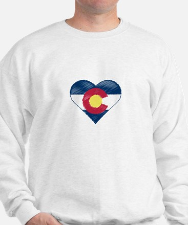 I Love Colorado Sweater