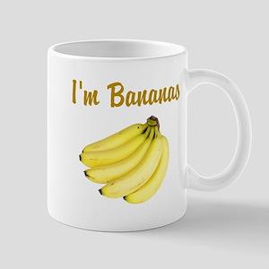 I LOVE BANANAS Mug