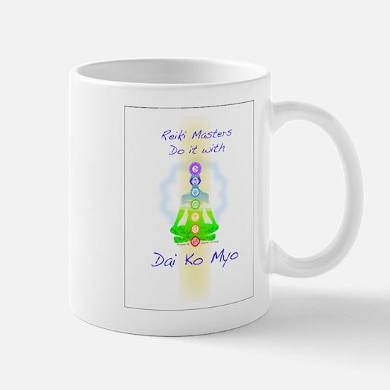 Reiki Masters Mug