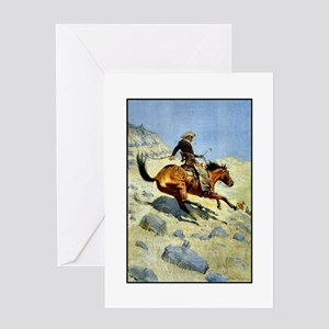 Best Seller Cowboy Greeting Card