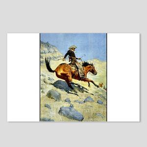 Best Seller Cowboy Postcards (Package of 8)