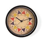 RAF Alert Sector Wall Clock
