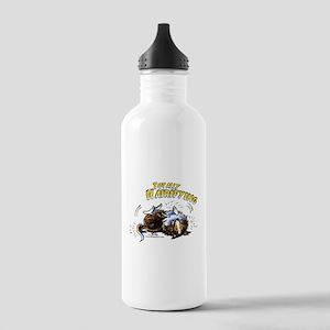 Sheltie Hairifying Stainless Water Bottle 1.0L