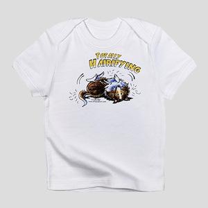 Sheltie Hairifying Infant T-Shirt
