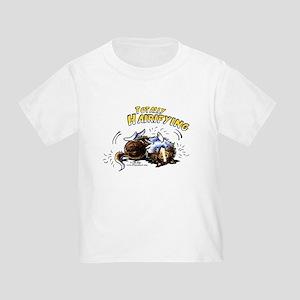 Sheltie Hairifying Toddler T-Shirt