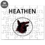 Heathen/Wolf Puzzle