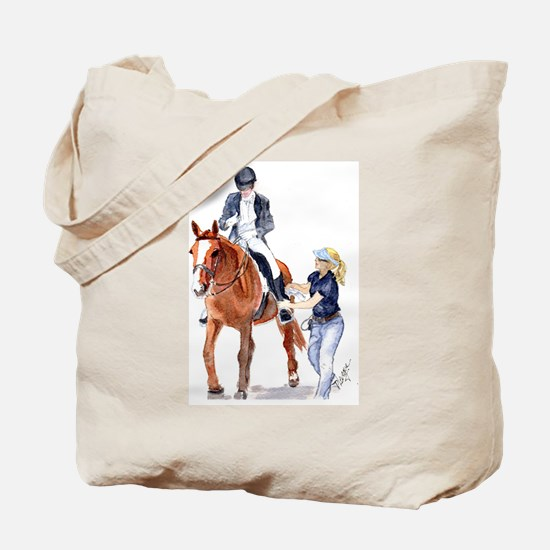 Final Wipe and Wisdom Tote Bag