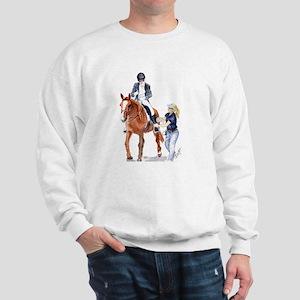 Final Wipe and Wisdom Sweatshirt