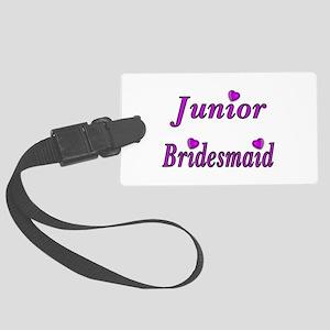 Junior Bridesmaid Simply Love Large Luggage Tag