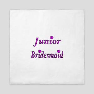 Junior Bridesmaid Simply Love Queen Duvet