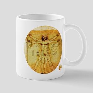 Davinci's Golden Ratio Mug